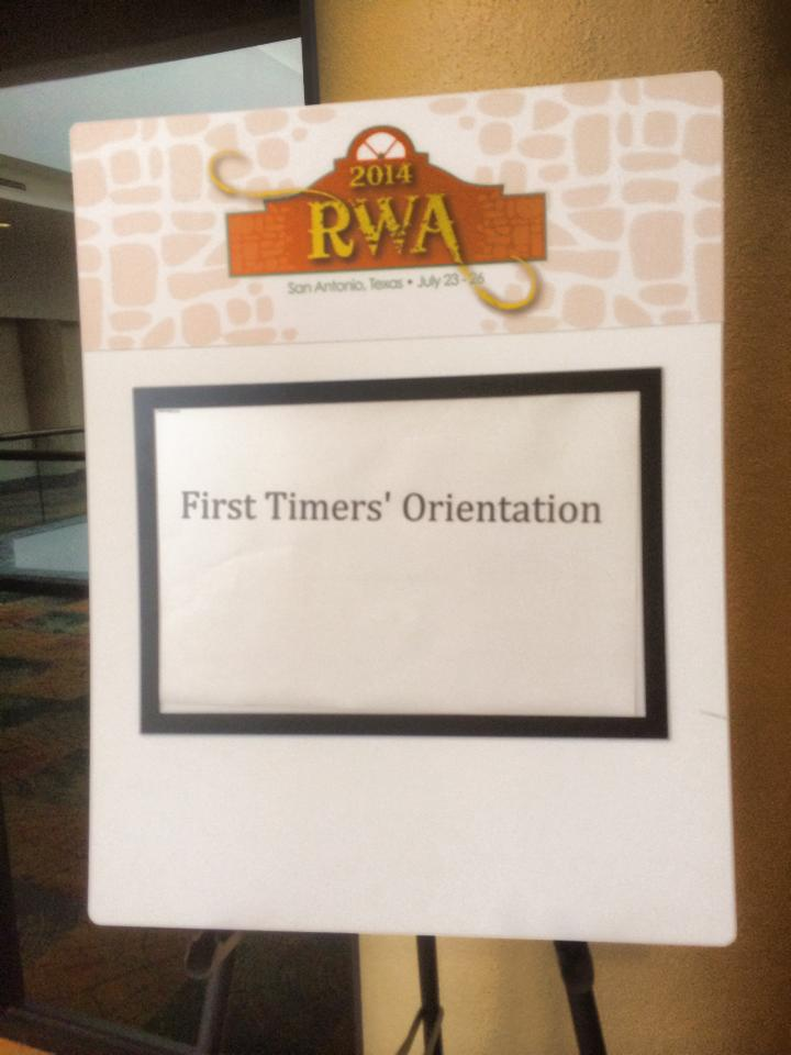 My first RWA Convention -2014