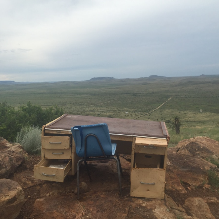 WLT Writing Retreat - Alpine Texas 2015